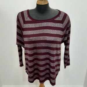 New with tags size large ladies Top